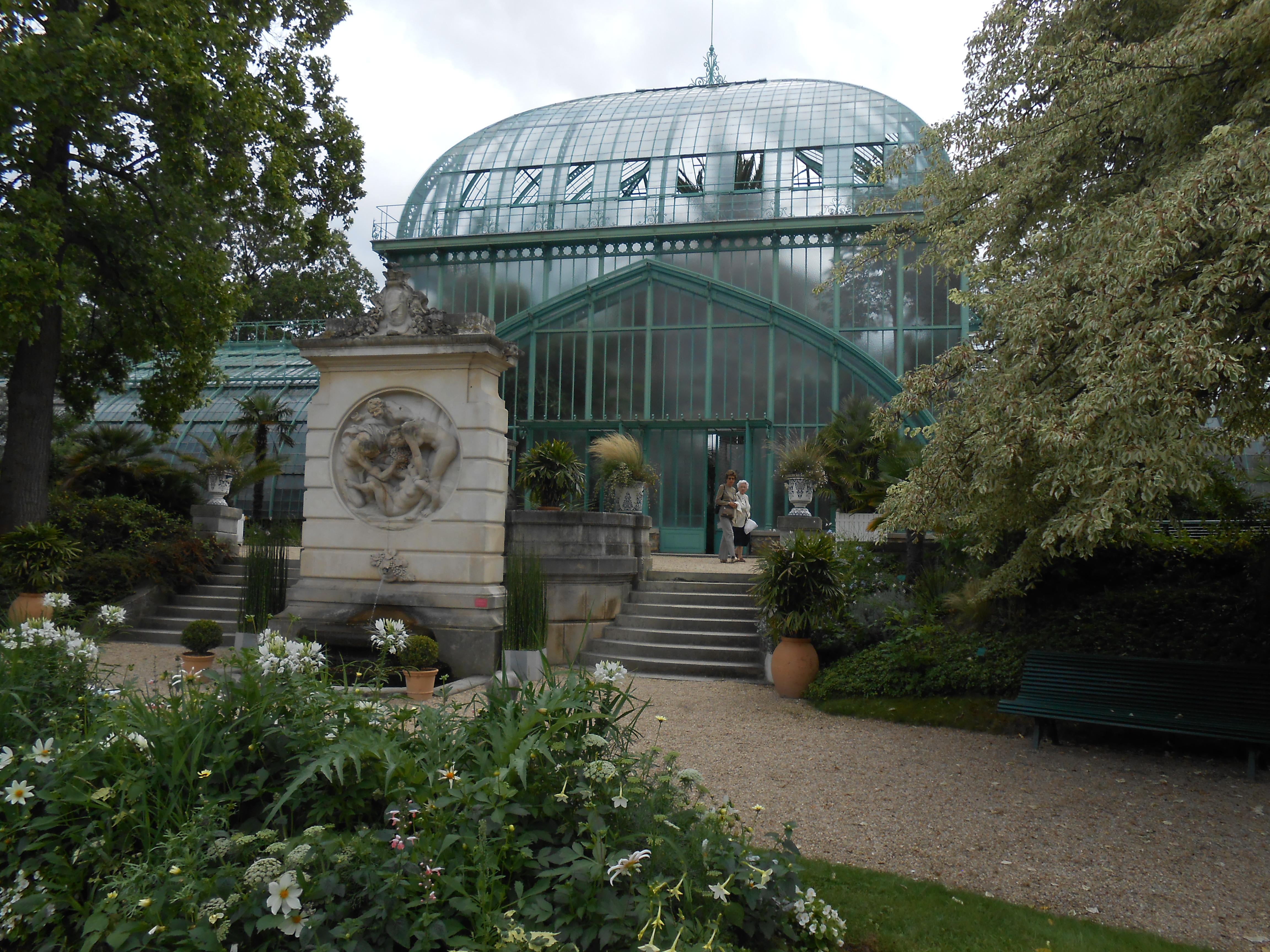 Enqu te publique serres d auteuil val de seine vert - Jardin d eveil boulogne billancourt ...