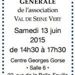 AG de Val de Seine Vert
