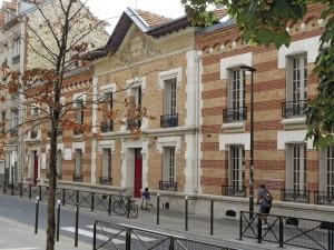 L'école Billancourt, 174 à 178, rue de Billancourt.