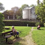 Dans le prolongement du parc Jean Paul II, le parc du foyer de la Solitude.
