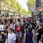 Manifestation du 8 septembre 2018 à Paris